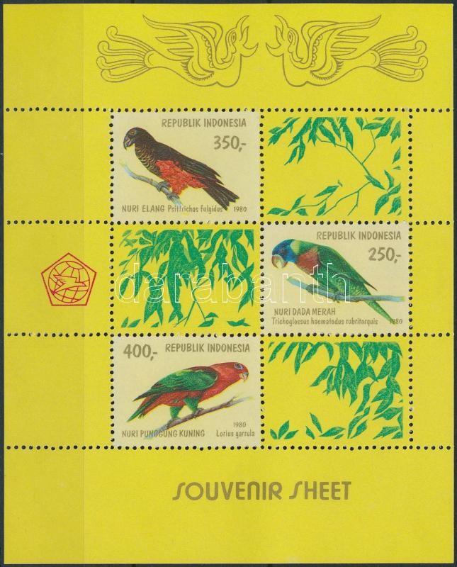 Nature protection; bird block, Természetvédelem; madár blokk