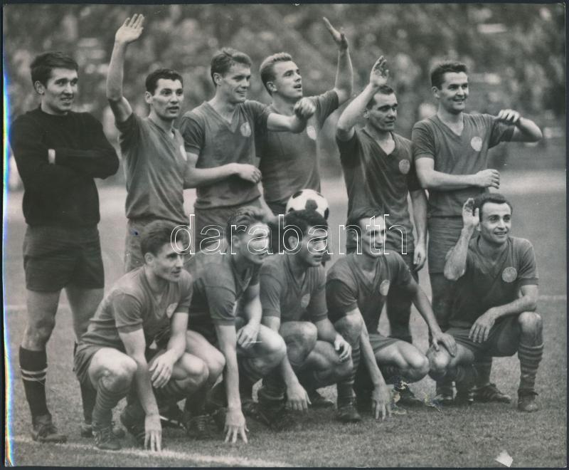 cca 1965 A Vasas SC labdarúgó bajnokcsapata 998f489c4f