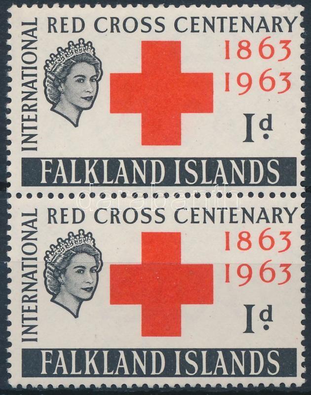 Vöröskereszt pár, Red Cross pair