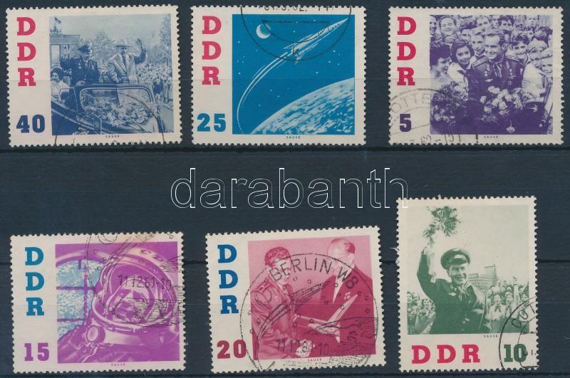 Szovjet űrkutatás sor, Soviet Space research set