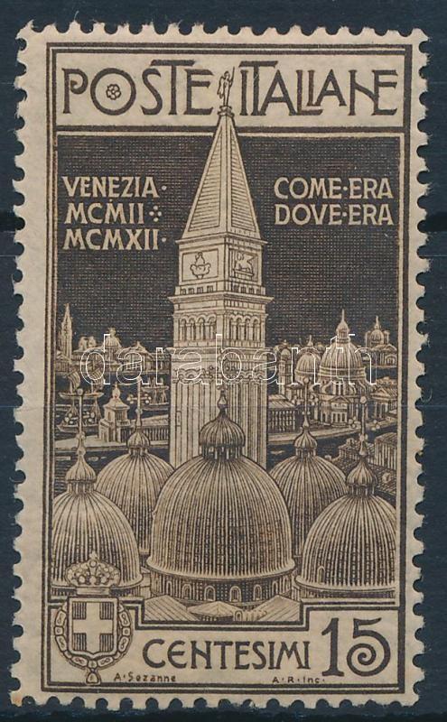 St. Mark's in Venice Church bell tower, A velencei Szt. Márk templom harangtornya