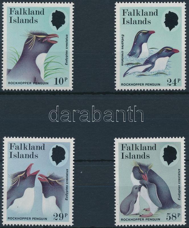 Penguin set, Pingvin sor
