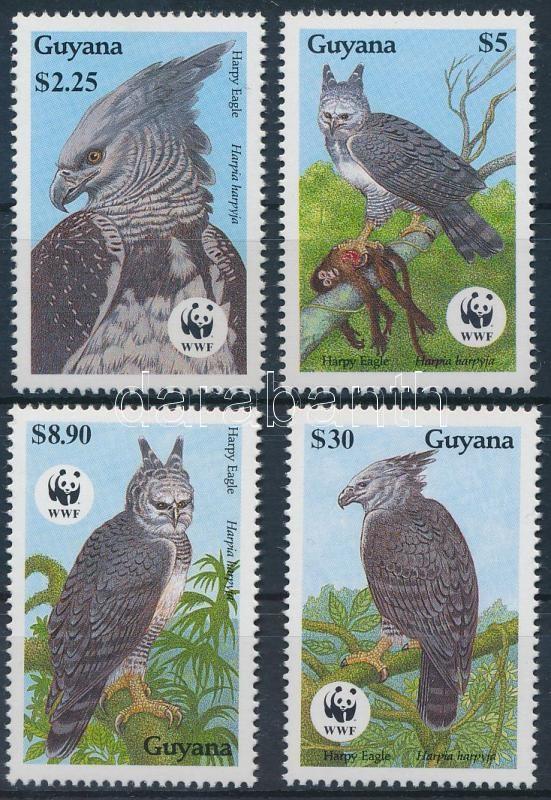 WWF Birds set, WWF: Madarak sor