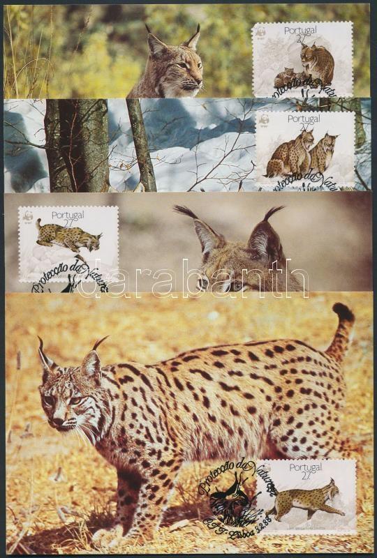 WWF Lynx set CM, WWF hiúz sor CM