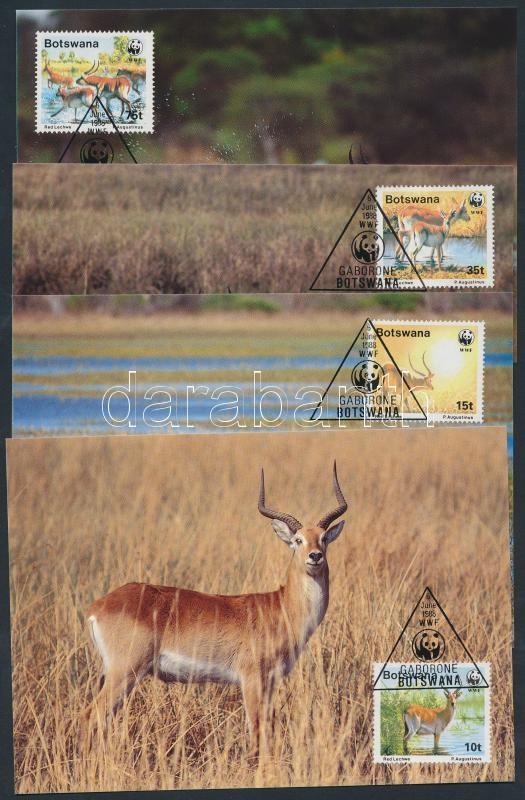 WWF Antelope set CM, WWF antilop sor CM