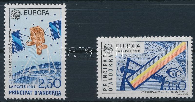 Cept Europa, Space Travel set, Europa Cept, Űrutazás sor