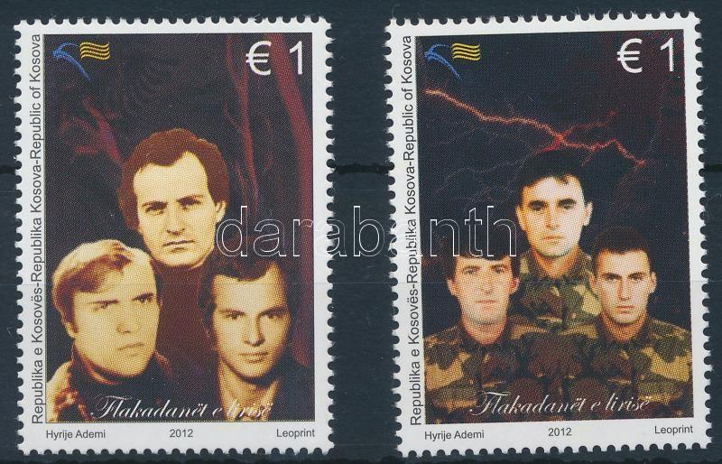 Kosovo Freedom Fighters set, Szabadságharcosok Koszovóból sor