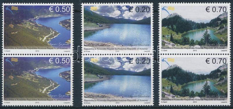 Lakes set in pairs, Tavak sor párokban
