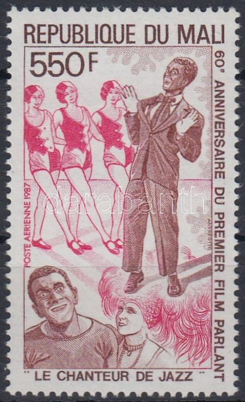 60th anniversary of sound film, 60 éves a  hangosfilm