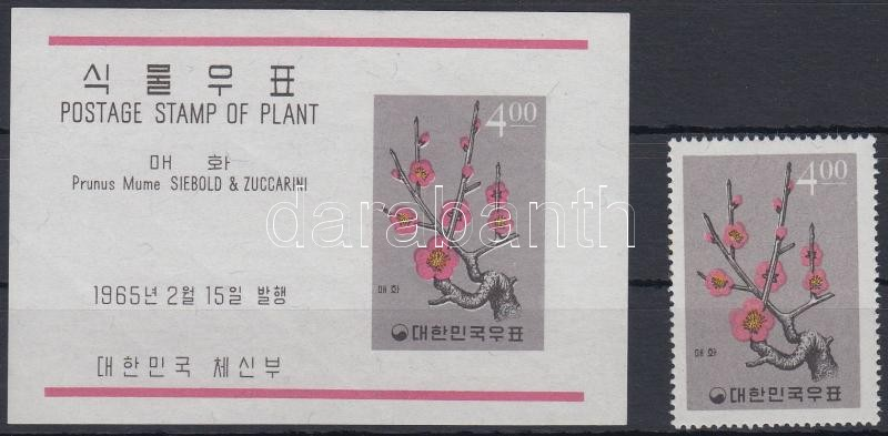 Plants (II.) + block, Növények (II.) + blokk