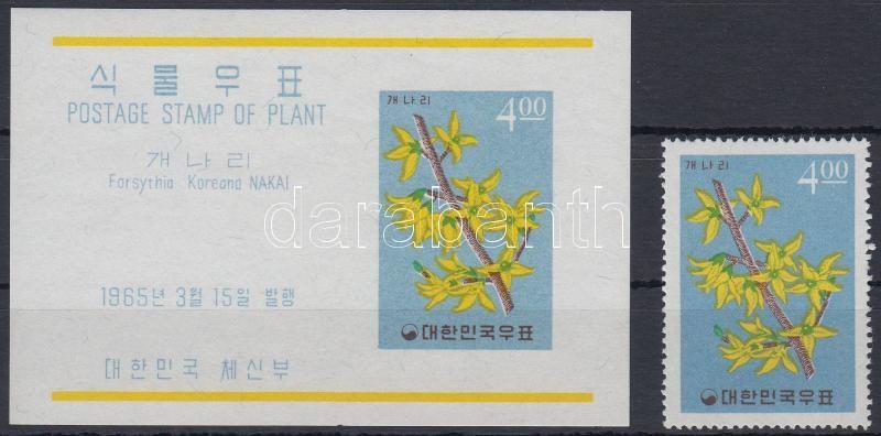 Plants (III.) + block, Növények (III.) + blokk 201