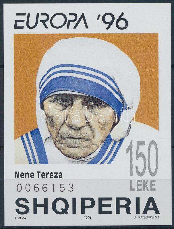 Mother Teresa block, Teréz anya blokk