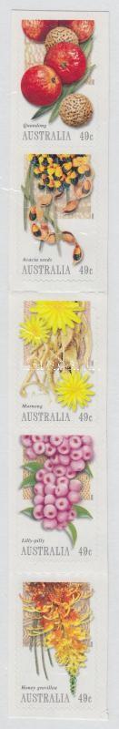 Fruits stamp-booklet, Gyümölcsök bélyegfüzet