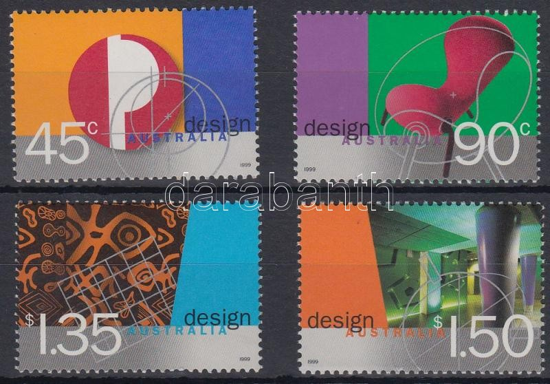 Australian design set, Ausztrál dizájn sor
