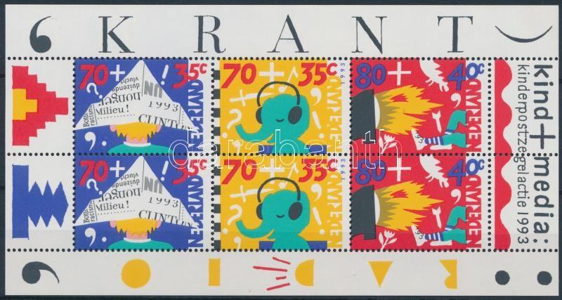 Greeting stamp minisheet, Üdvözlőbélyeg kisív
