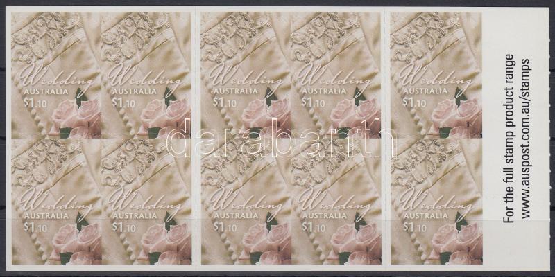 Greeting Stamps self-adhesive stamp-booklet, Üdvözlőbélyeg öntapadós bélyegfüzet