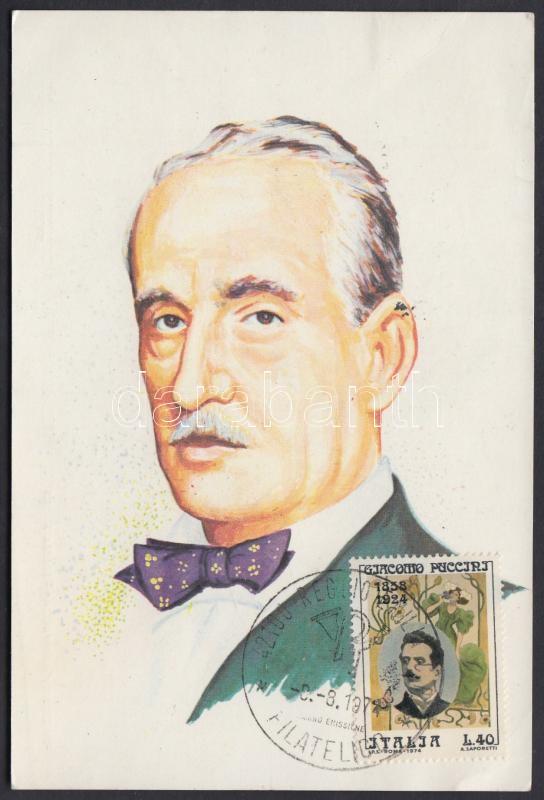 Puccini CM, Puccini CM