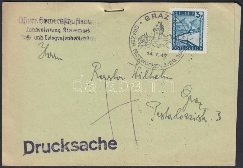 Local print occasional stamp, Helyi nyomtatvány alkalmi bélyegzéssel