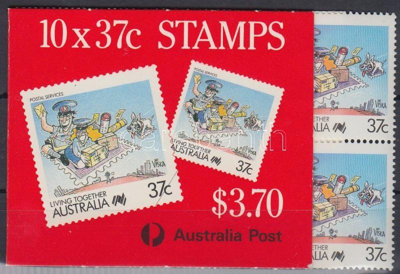 Caricature stamp-booklet, Karikatúra bélyegfüzet