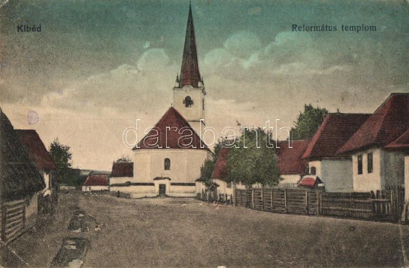 Kibéd, Chibed; Református templom / protestant church (EK) | Darabanth Auctions Co., Ltd.