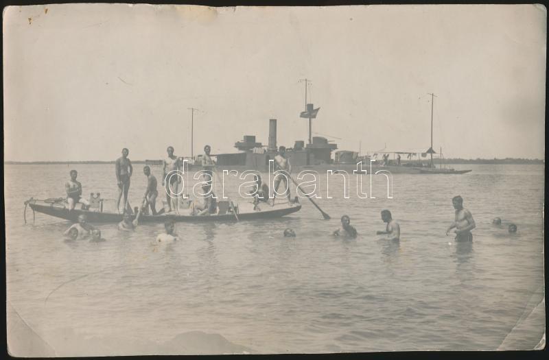 1910-1920 SMS Körös monitor. K...