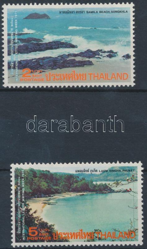 International Stamp Weeks set 2 values, Nemzetközi bélyeghét sor 2 értéke