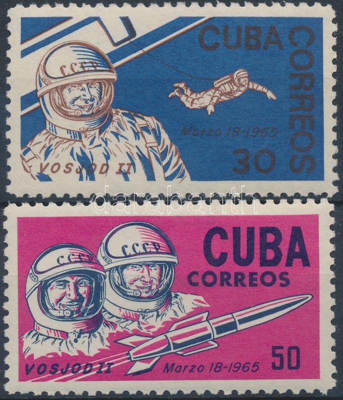Space research: Vostok 2 sets, Űrkutatás: Vosztok 2 sor