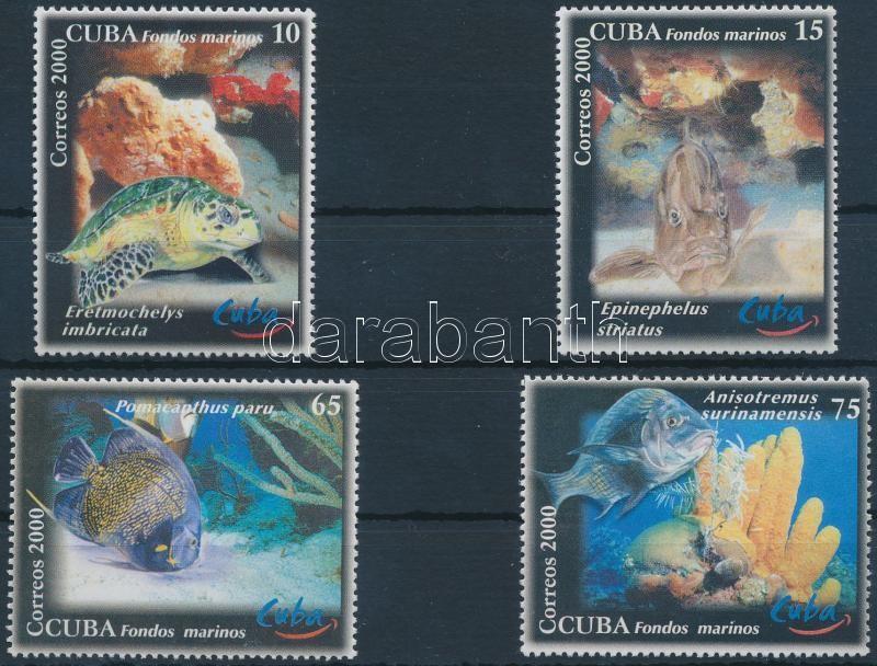 Tourism Day; Sea Animal set, Turizmus napja; Tengeri állatok sor