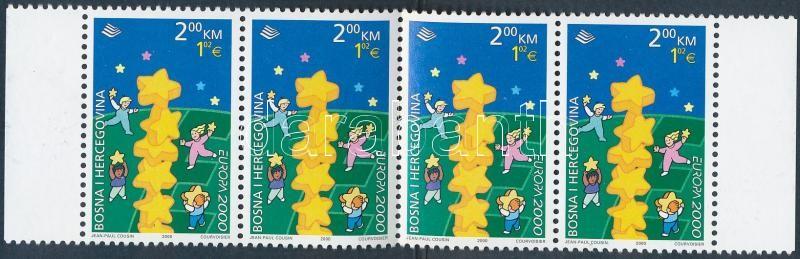 Europa CEPT private stamp booklet, Europa CEPT magán bélyegfüzet