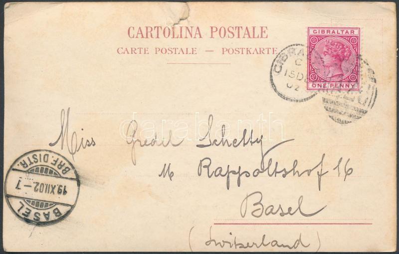 Postcard to Switzerland, Képeslap Svájcba