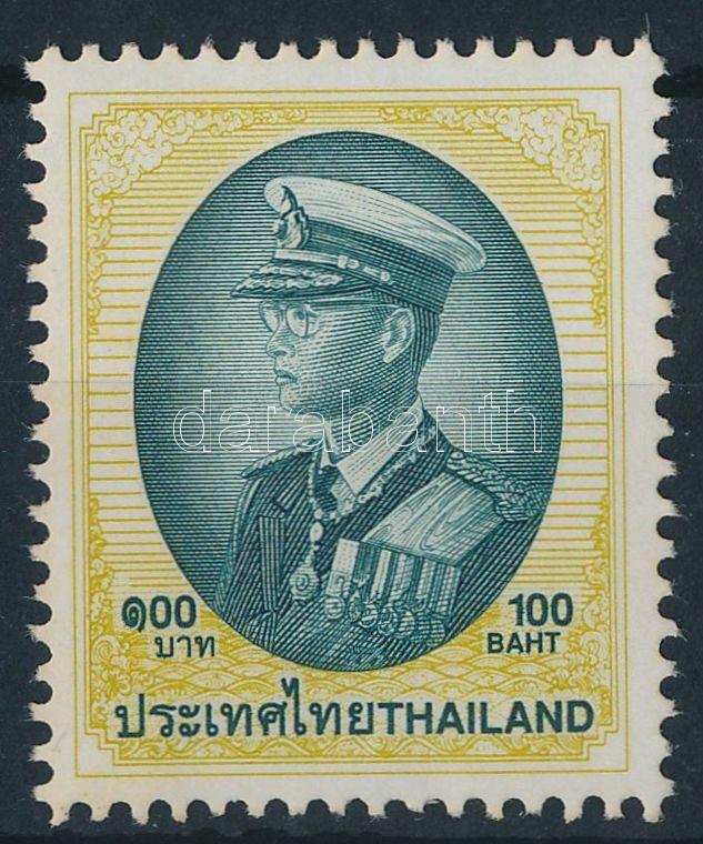 Bhumibol király, King Bhumibol
