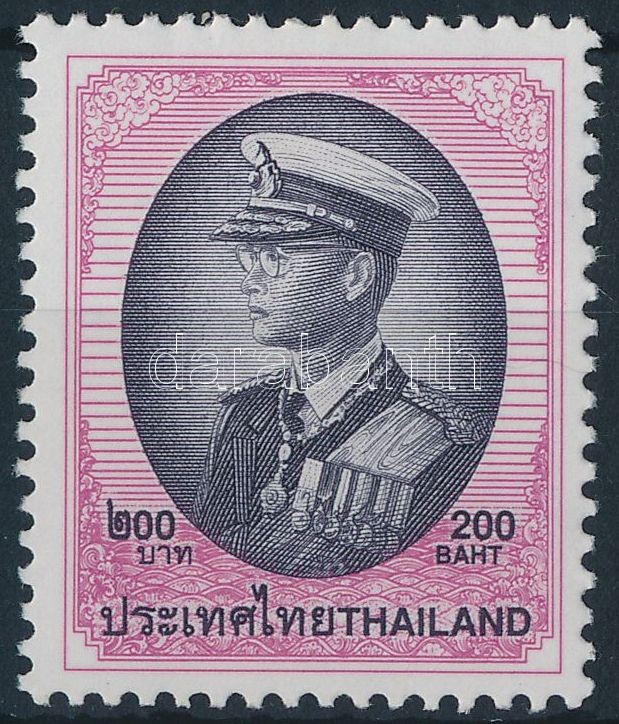 King Bhumibol, Bhumibol király