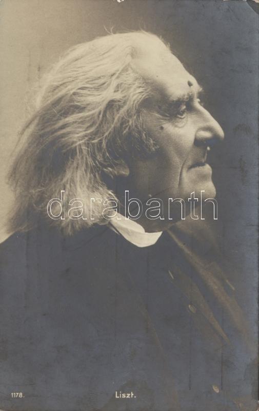 Franz Liszt, Liszt Ferenc