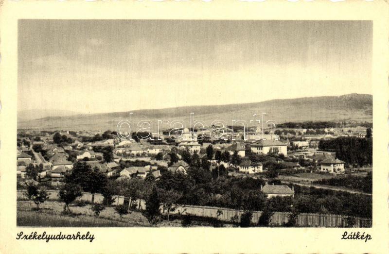Odorheiu Secuiesc, landscape, Székelyudvarhely, látkép