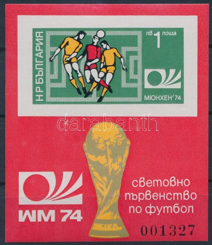 Football World Cup, Germany (II.) block, Labdarúgó VB, Németország (II.) blokk