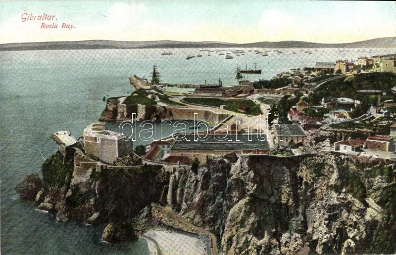 Gibraltar, Rosia Bay