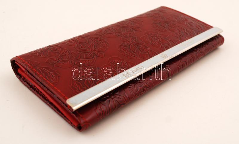 6edd87ff94fd Dejinli nagyméretű női pénztárca, újszerű állapotban, 9x18 cm. 1 / 1