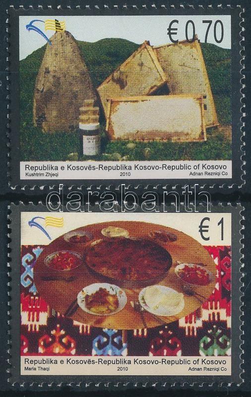 Gastronomy set, Gasztronómia sor