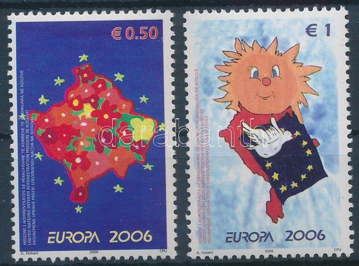 Europa CEPT, Integration set, Europa CEPT, Integráció sor