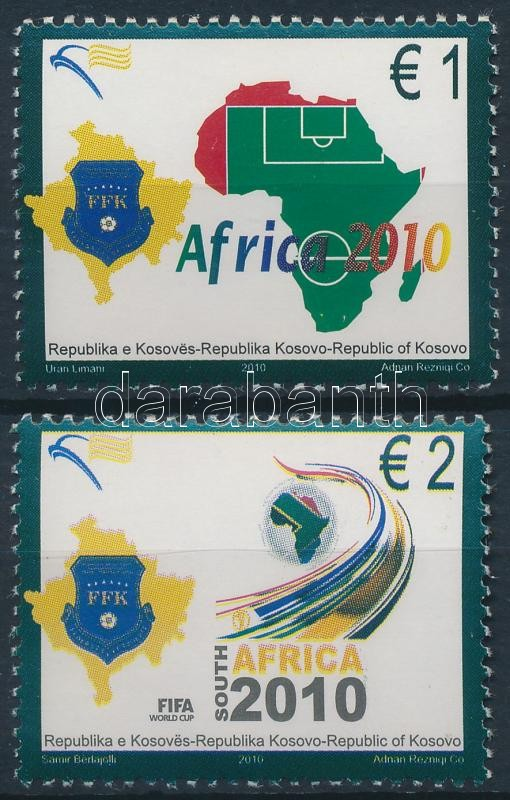 Football World Cup, South Africa set, Labdarúgó VB, Dél-Afrika sor