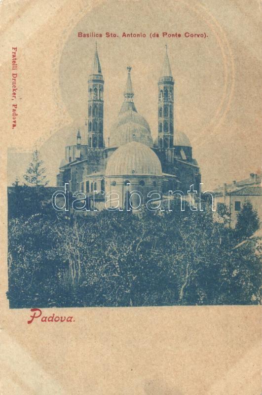 Padova, Basilica Sto. Antonio da Ponte Corvo / Holy Basilica