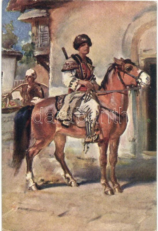 Macedonian folklore s: J. Popp, Macedón folklór, s: J. Popp