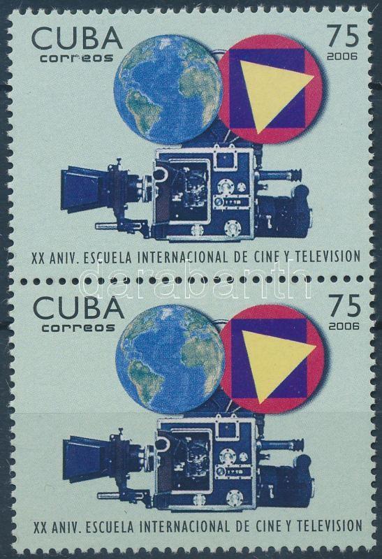 Camera stamp pair, Kamera bélyegpár