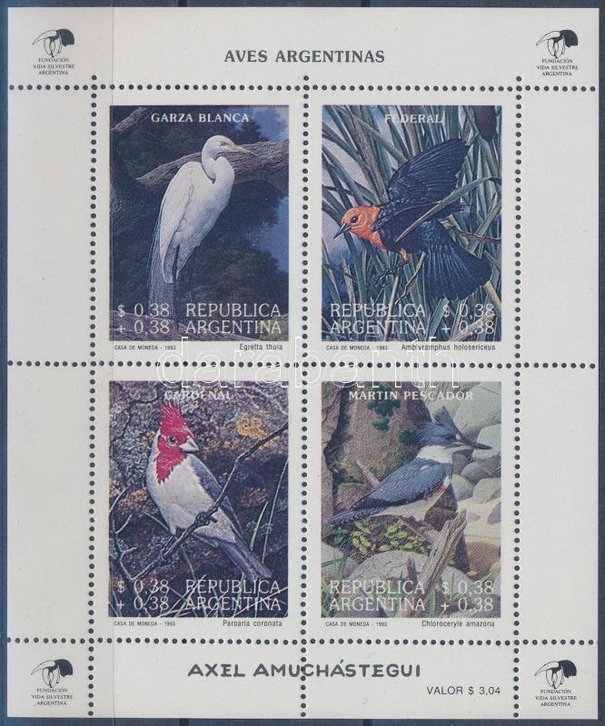 Bird block, Madár blokk