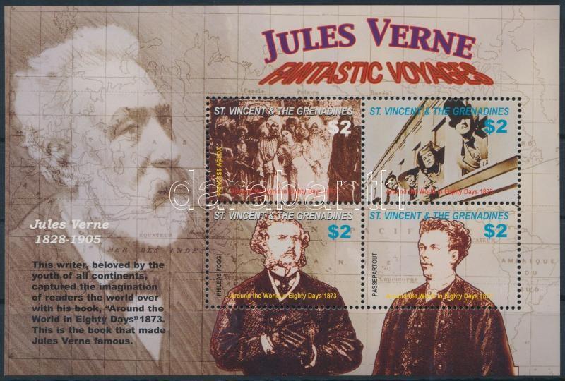 Verne kisív, Verne minisheet