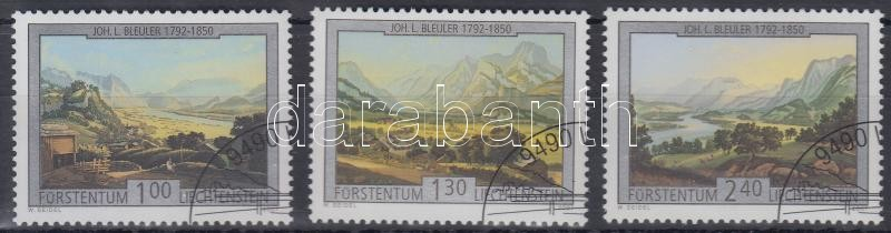 Painting of the Rhine set, Festmények a Rajnáról sor