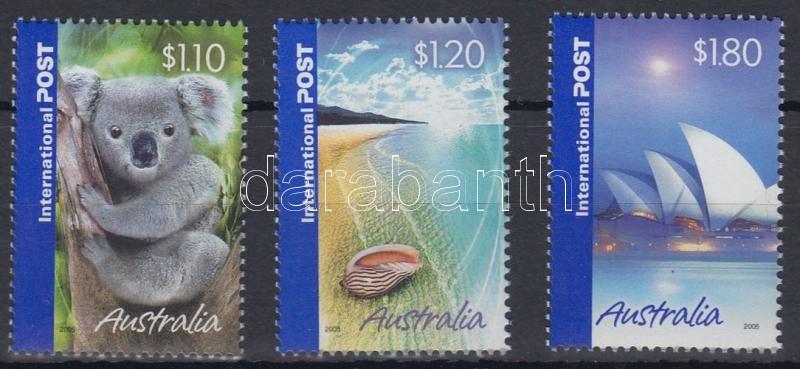 3 Greeting stamp-booklets, 3 klf Üdvözlet bélyeg