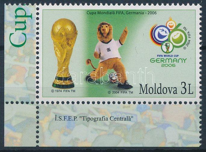 Football World Cup corner stamp, Labdarúgó világbajnokság ívsarki bélyeg