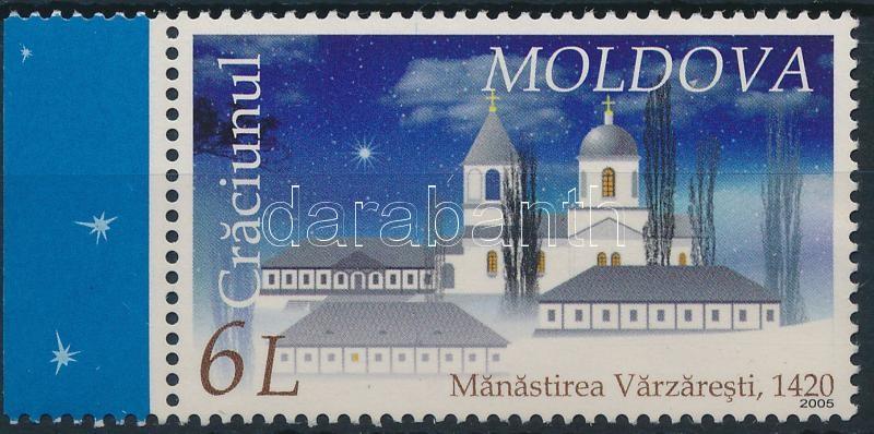 Churches and monasteries margin closing value, Templomok és kolostorok ívszéli záróérték