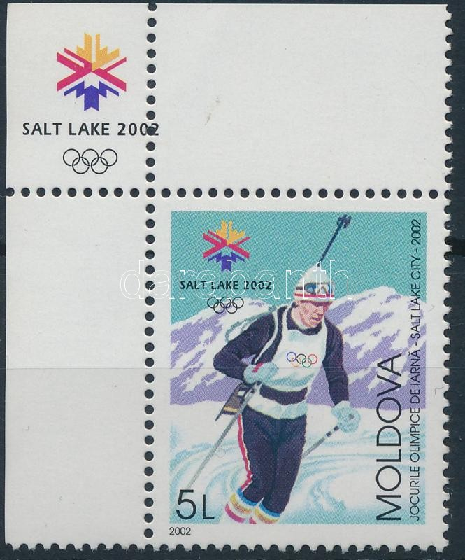 Winter Olympics, Salt Lake City corner closing value, Téli Olimpia, Salt Lake City ívsarki záróérték
